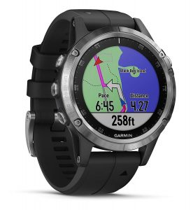 Garmin Fenix 5 Plus Silver